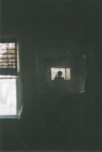 Self Portrait - 35mm, tape